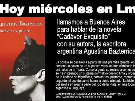 #Entrevista / La máquina de pensar en Radio Uruguay