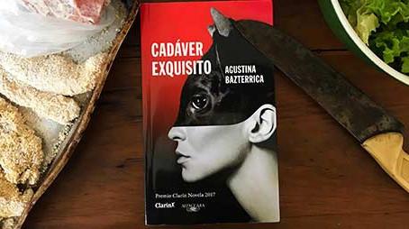 #Reseña / Cecilia Bona leyó #CadáverExquisito