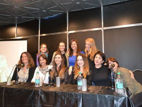 """#Panel / Feria del Libro Buenos Aires - Revista Leemos -  """"La otra mitad: las mujeres en la lit"""