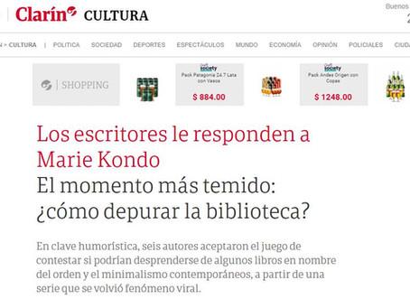 #Opinión / Los escritores le responden a Kondo