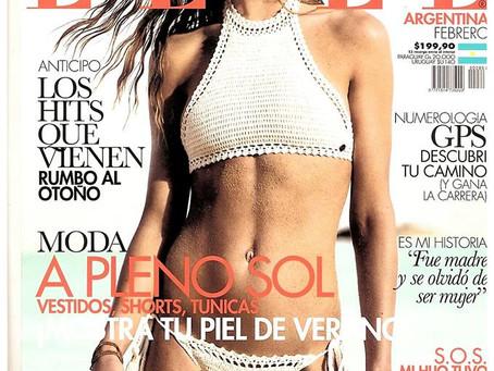 #Entrevista /Gabriela Babit me entrevistó para Revista Elle