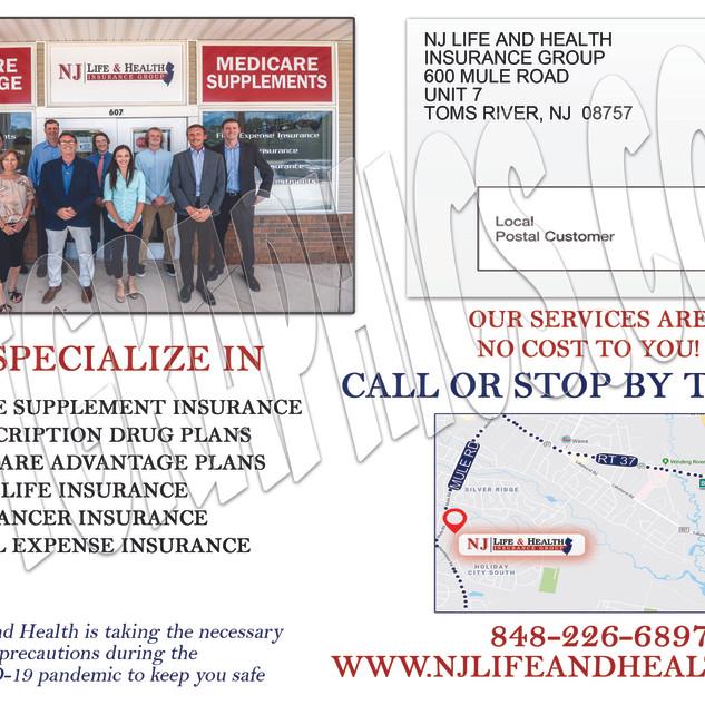 NJ LIFE AND HEALTH - EDDM - PCS - 2020 -