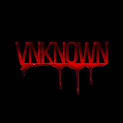 VNKNOWN ARTIST LOGO - OFFICIAL - black p