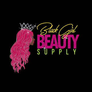 BLACK GIRL BEAUTY SUPPLY - OFFICIAL LOGO