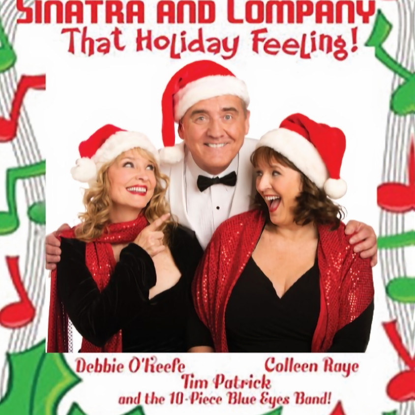 Holiday Concert | Social hour at 2pm, Concert at 3pm