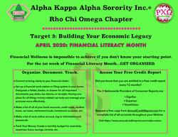RCO Financial Literacy Tips Week 1