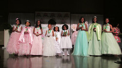 2016 Angel Pageant Court