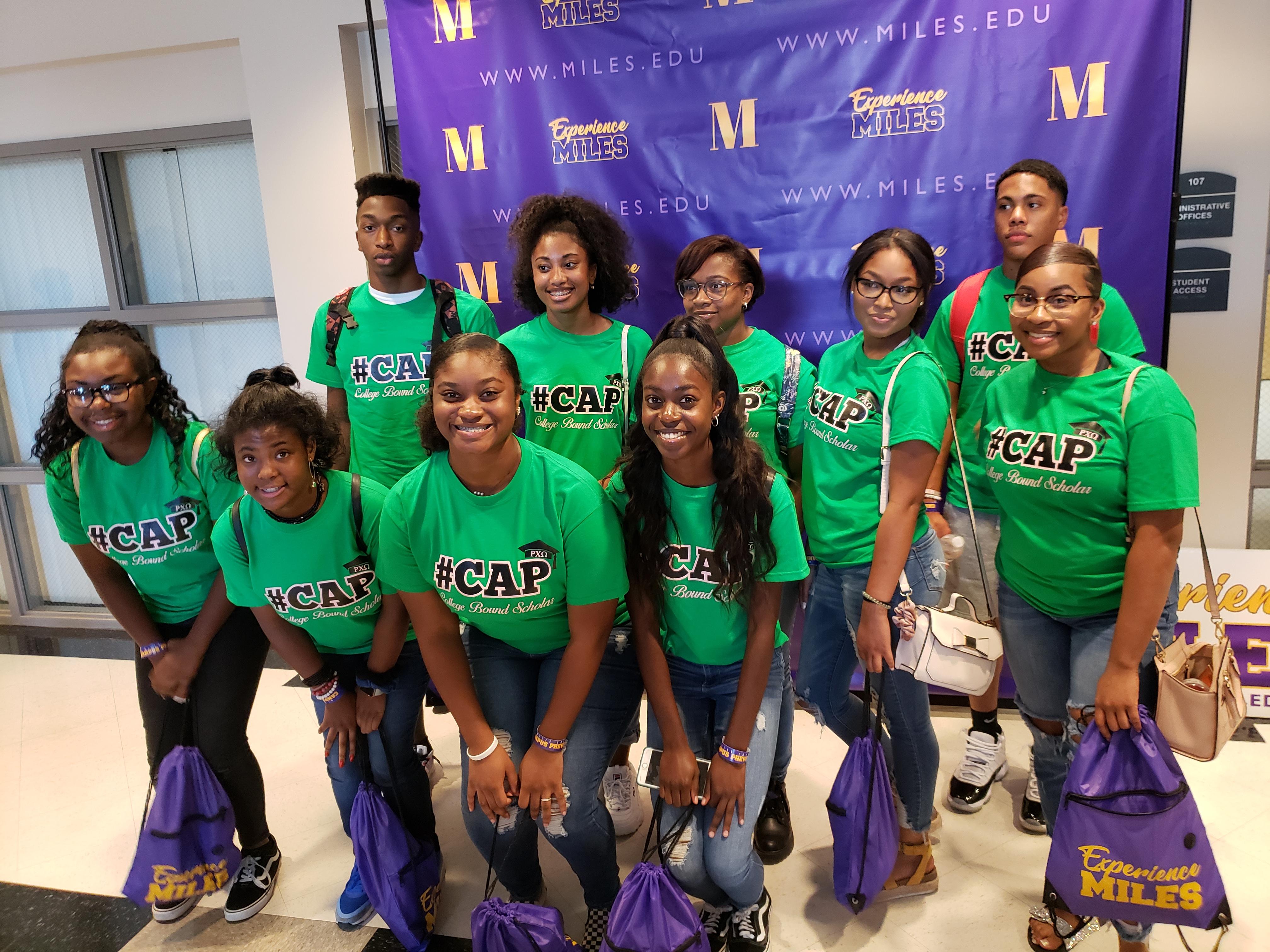 #CAP Students