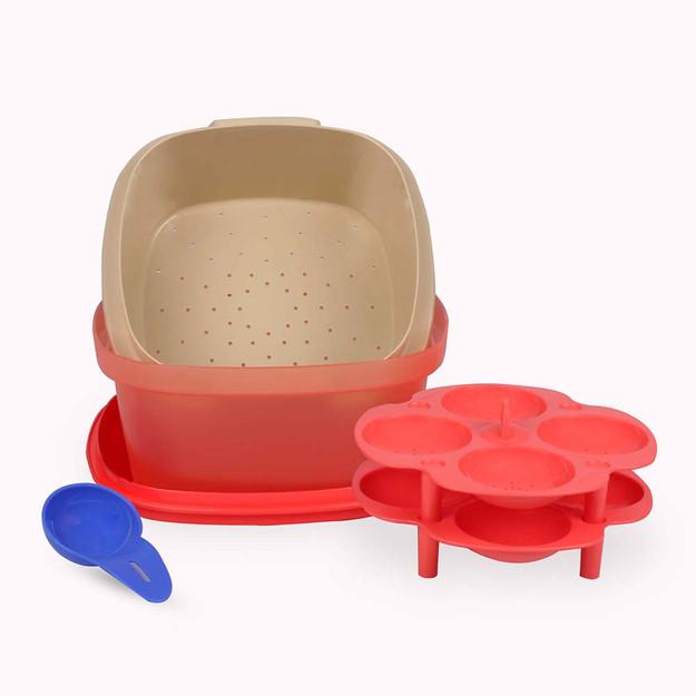 Tupperware Idli maker