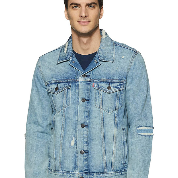 Mens Denim Jacket India