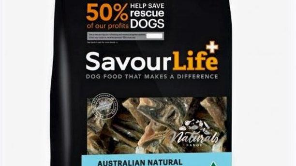 Savour - Life Salmon Skins 125g