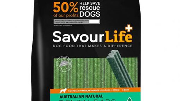 Savour - Life Dental Bars - Small to Med