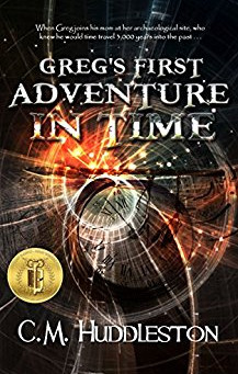 Review: Greg's First Adventure In Time by C.M. Huddleston