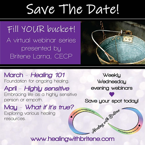 Healing with Britene_Fill YOUR bucket sa