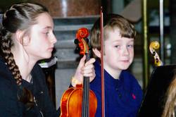 Aine O'Neill & Julien Travers - Violin