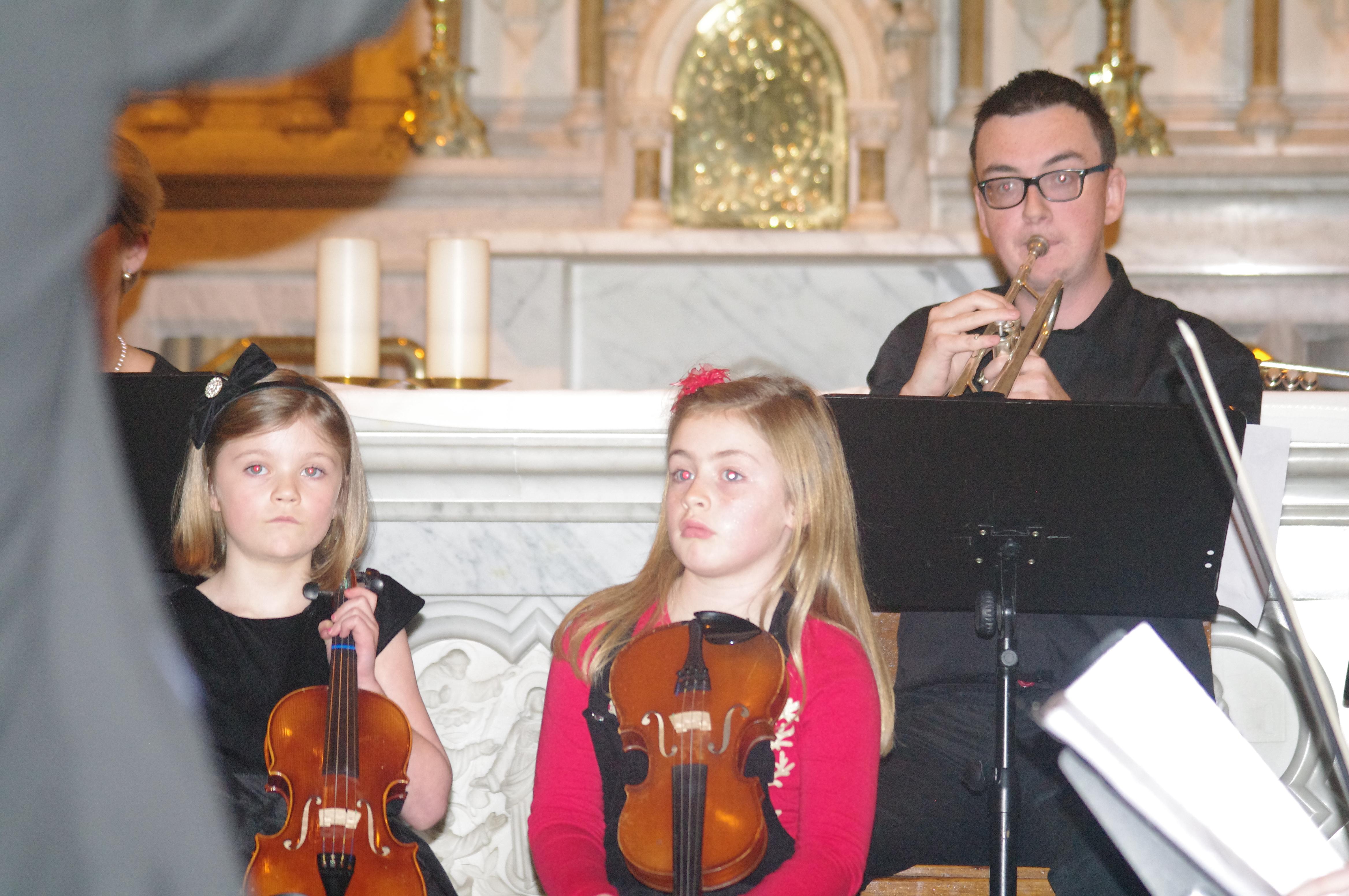 Aoife Farren, Emily Sue Daly & Jack O'De