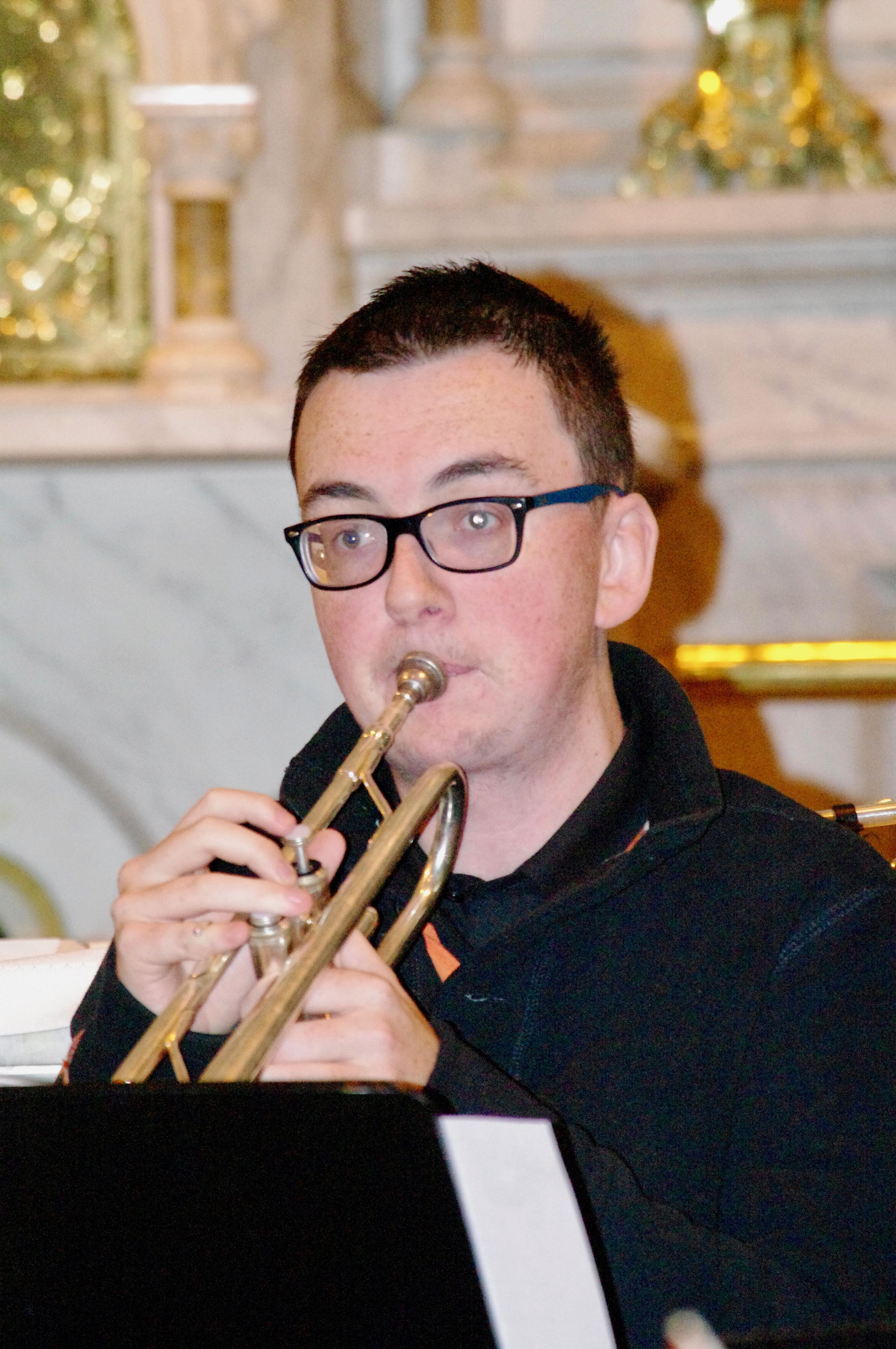 Jack O'Dea - Trumpet