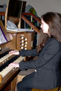 Alexandra Tchguiereva 2 - Organ