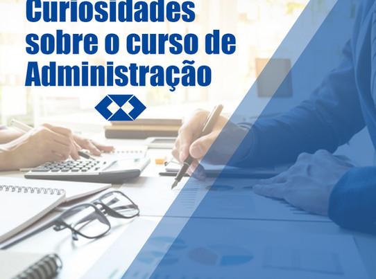 4 Curiosidades sobre o curso de Administração