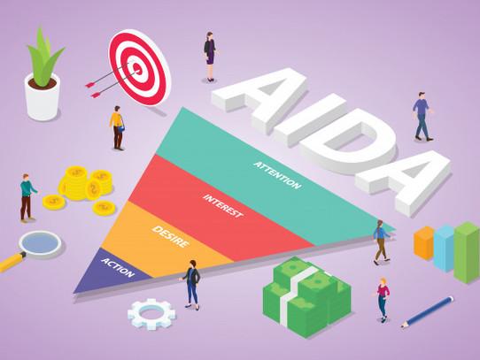 Como transformar interessados em clientes com o modelo AIDA