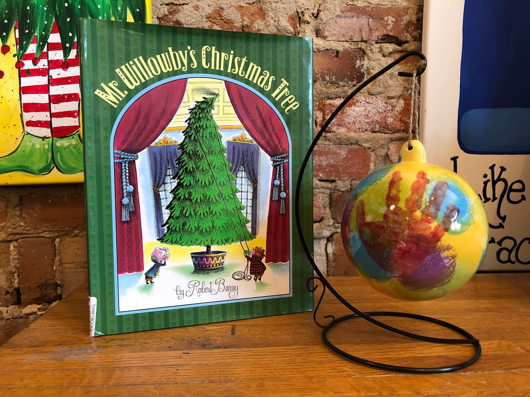 Toddler Christmas Tree.Sat Dec 7th 10am Or 11am Toddler Tales Mr Willowby S Christmas Tree