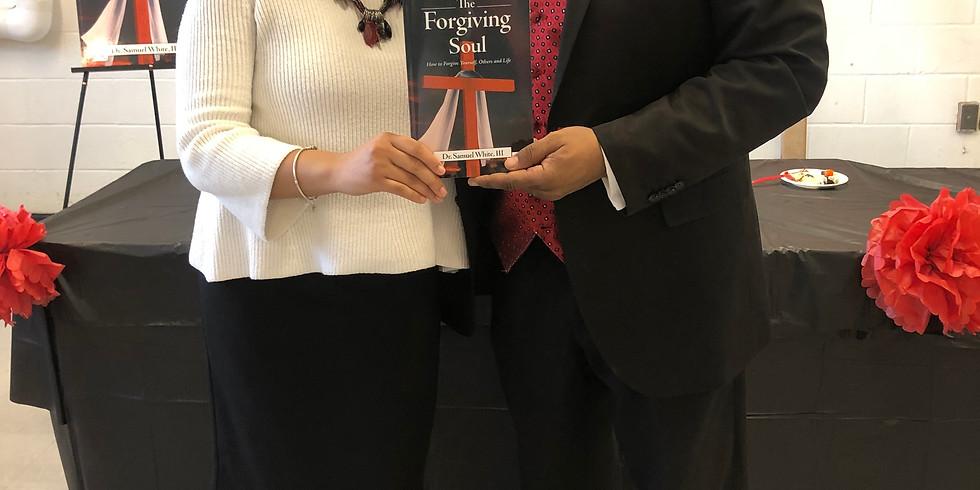 Book Signing FORGIVING SOUL
