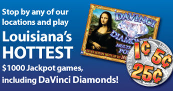 Davinci Video Poker