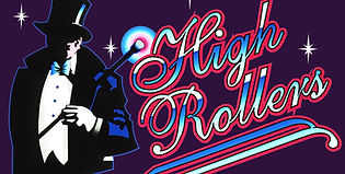 High Rollers Casino Logo