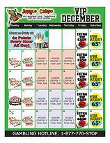 Jungle December VIP Calendar