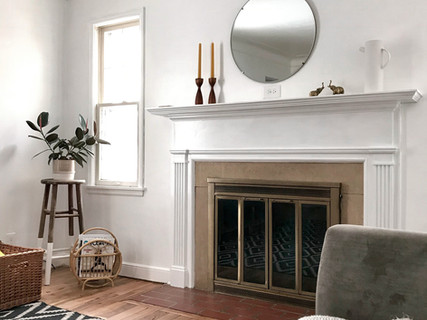Fire Place Design