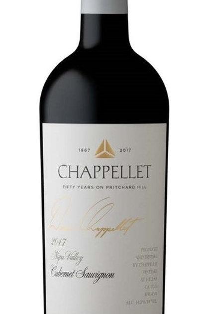 Chappellet Winery Signature Cabernet Sauvignon 2017