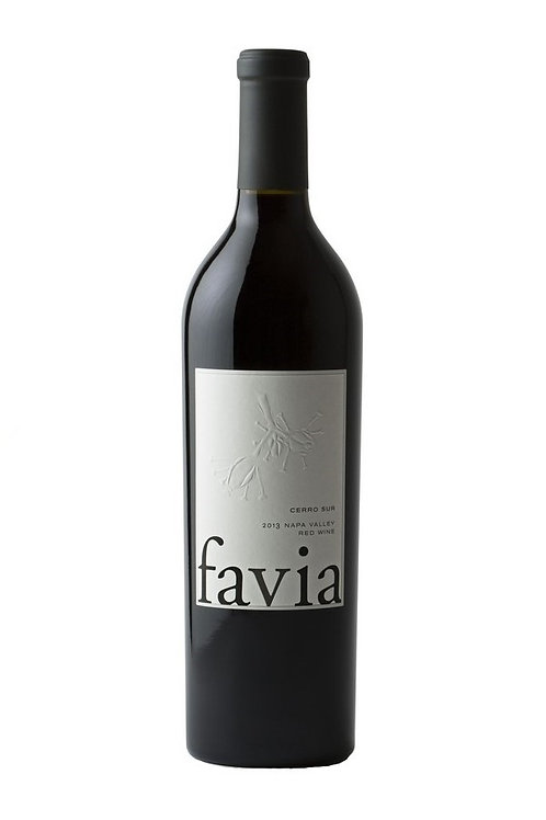 Favia Cerro Sur Red Wine 2016