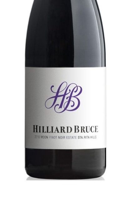 Hilliard Bruce Vineyards 'Moon' Pinot Noir 2014