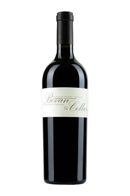 Bevan Cellars Wildfoote Vineyard Vixen Block Cabernet Sauvignon 2018