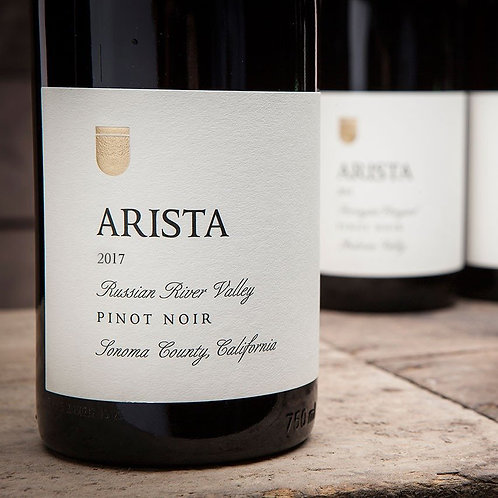 Arista Winery Russian River Valley Pinot Noir 2017