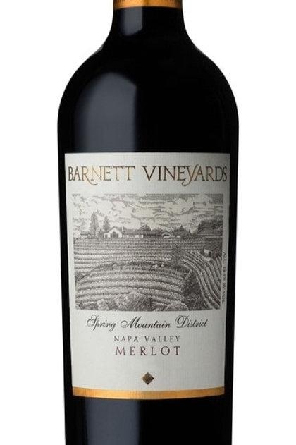Barnett Vineyards Estate Merlot 2014