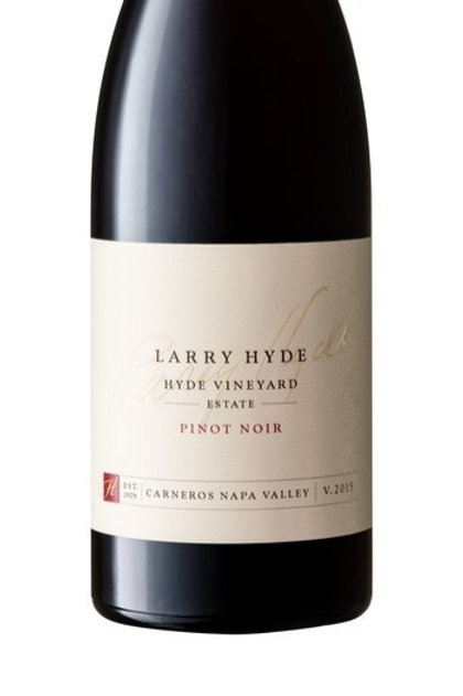 Larry Hyde 'Hyde Vineyard Estate' Pinot Noir 2016