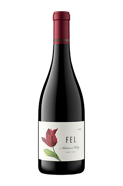 FEL Wines Anderson Valley Pinot Noir 2018