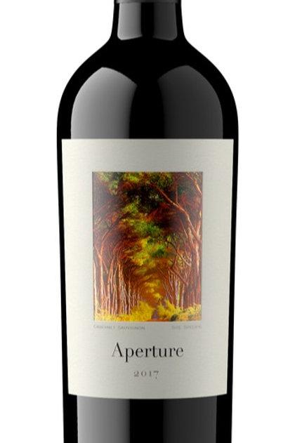 Aperture Oliver Ranch Vineyard Cabernet Sauvignon 2017
