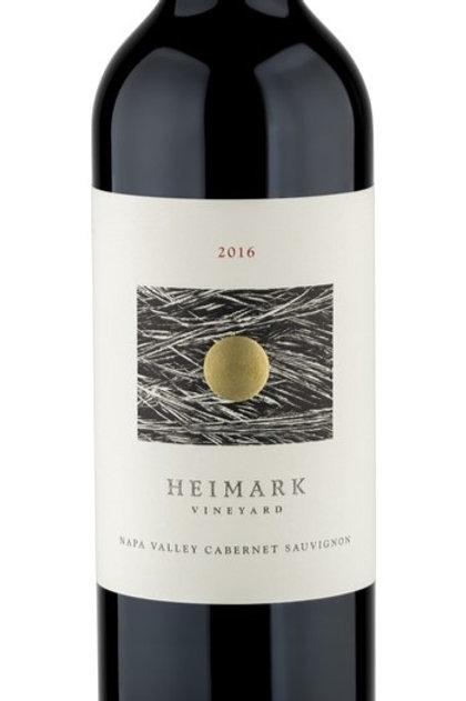 Heimark Vineyard Cabernet Sauvignon 2016