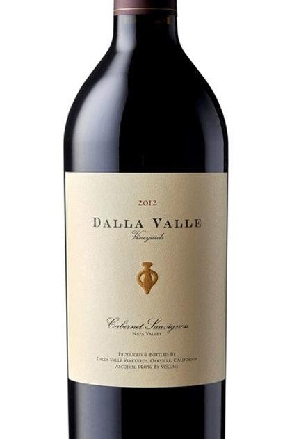 Dalla Valle Vineyards Cabernet Sauvignon 2012 LIBRARY RELEASE