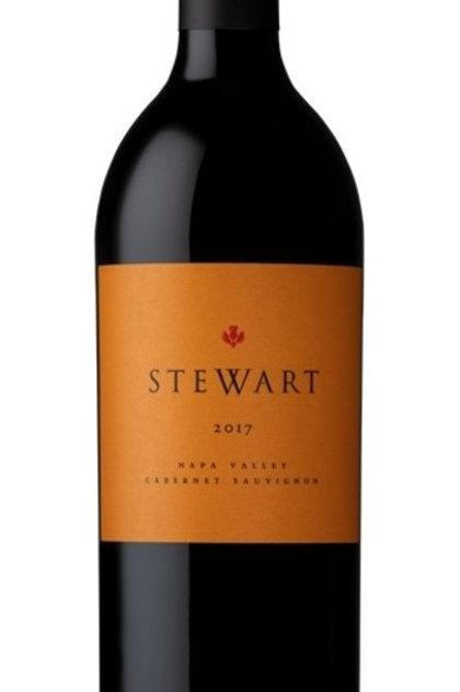 Stewart Cellars Napa Valley Cabernet Sauvignon 2017