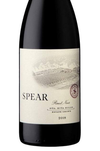 SPEAR Estate Pinot Noir 2018