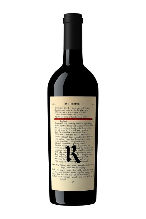 Realm Cellars The Bard 2017 MAGNUM