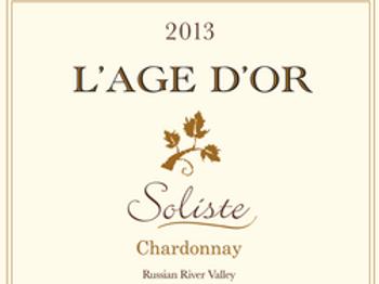 Soliste L'Age D'Or Chardonnay 2013