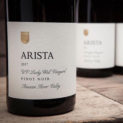 Arista Winery U.V. Lucky Well Vineyard Pinot Noir 2017