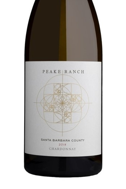 Peake Ranch Santa Barbara County Chardonnay 2018
