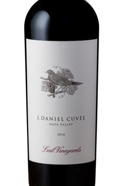 Lail Vineyards J. Daniel Cuvée Cabernet Sauvignon 2017