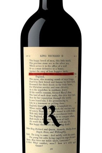 Realm Cellars The Bard 2017