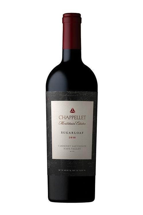 Chappellet Winery Mountain Estates Sugarloaf Cabernet Sauvignon 2018